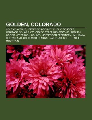 Golden, Colorado als Taschenbuch von