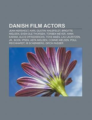 Danish film actors als Taschenbuch von