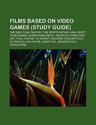 Films based on video games (Film Guide) als Tas...
