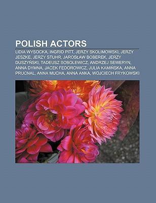 Polish actors als Taschenbuch von
