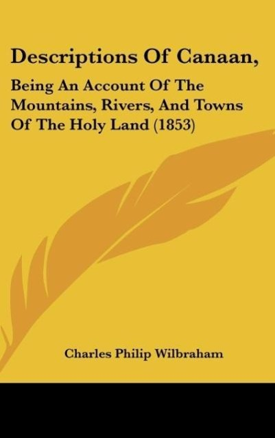 Descriptions Of Canaan, als Buch von Charles Ph...