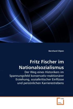 Fritz Fischer im Nationalsozialismus als Buch v...