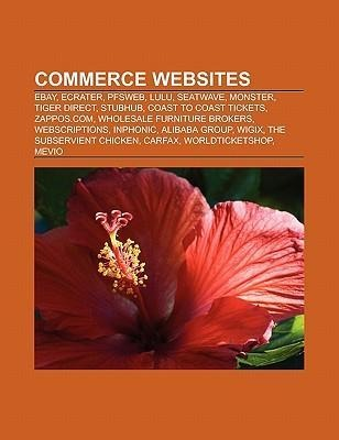 Commerce websites als Taschenbuch von