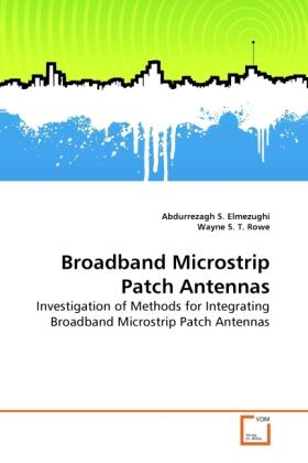 Broadband Microstrip Patch Antennas