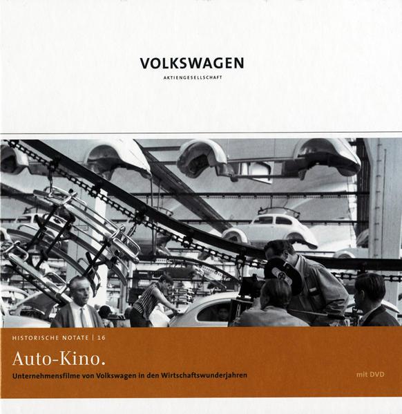 Auto Kino als Buch von Günther Riederer