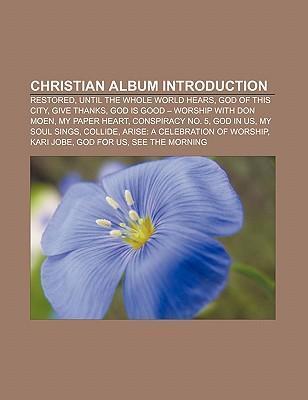 Christian album Introduction als Taschenbuch von