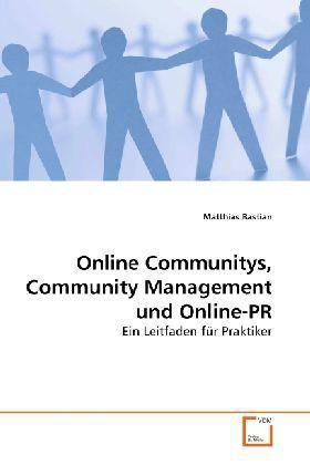 Online Communitys, Community Management und Onl...
