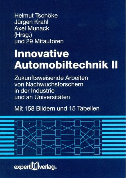 Innovative Automobiltechnik II als Buch von Hel...