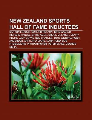 New Zealand Sports Hall of Fame inductees als T...