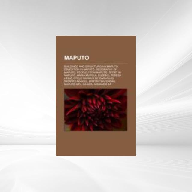 Maputo als Taschenbuch von