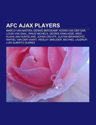 AFC Ajax players als Taschenbuch von