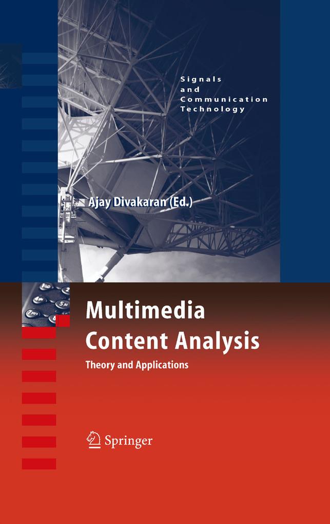 Multimedia Content Analysis als eBook Download von