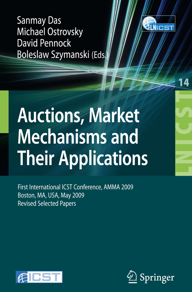 Auctions, Market Mechanisms and Their Applicati...