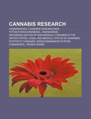 Cannabis research als Taschenbuch von