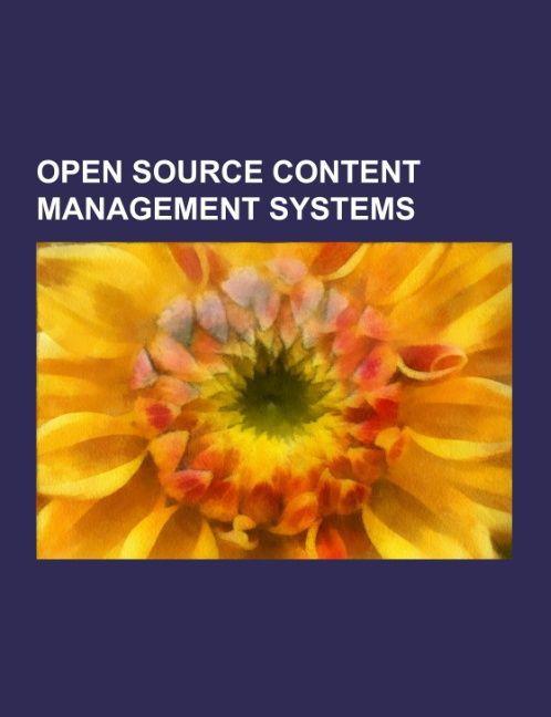 Open source content management systems als Tasc...