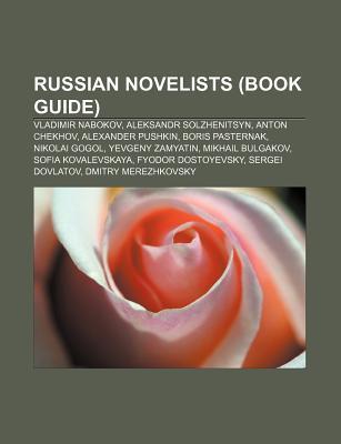 Russian novelists (Book Guide) als Taschenbuch von - 1156593662