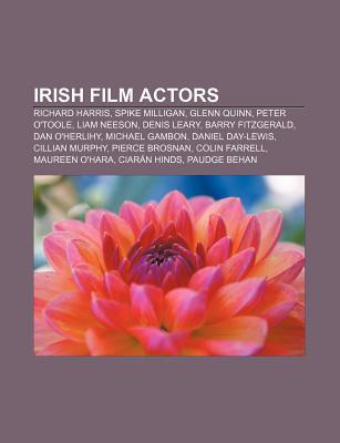 Irish film actors als Taschenbuch von