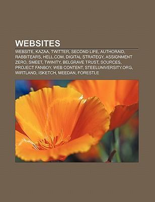 Websites als Taschenbuch von