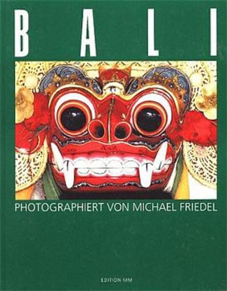 Bali als Buch von