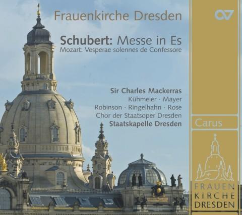 Messe Es-Dur D 950/Vesperae Solennes De