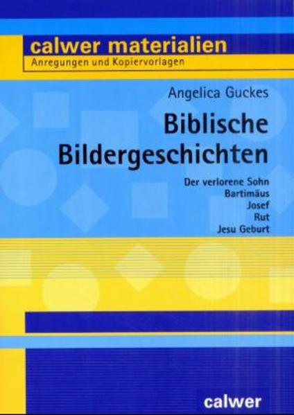 Biblische Bildergeschichten als Buch von Angeli...