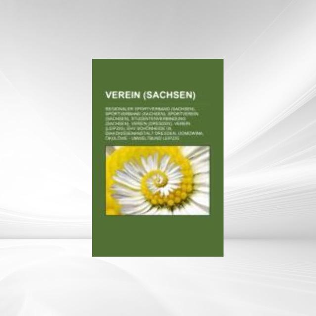 Verein (Sachsen) als Taschenbuch von