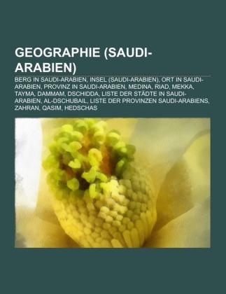 Geographie (Saudi-Arabien) als Taschenbuch von