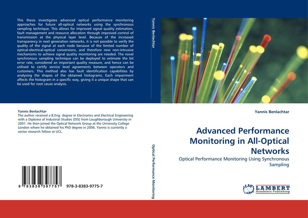 Advanced Performance Monitoring in All-Optical ...