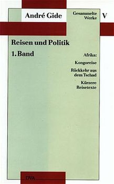 Reisen und Politik I. Afrika als Buch von Andre...