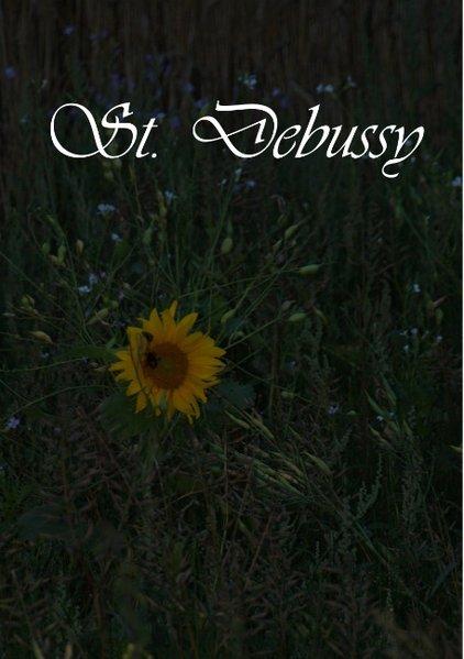 St. Debussy als Buch von Christa Köster