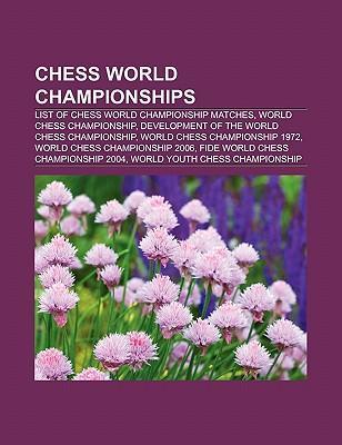 Chess world championships als Taschenbuch von