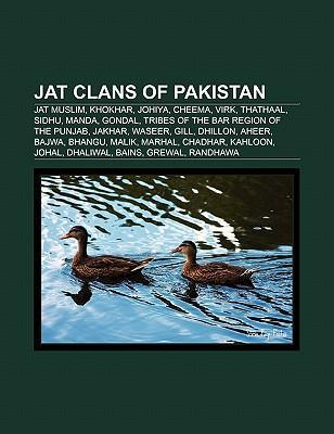 Jat clans of Pakistan als Taschenbuch von
