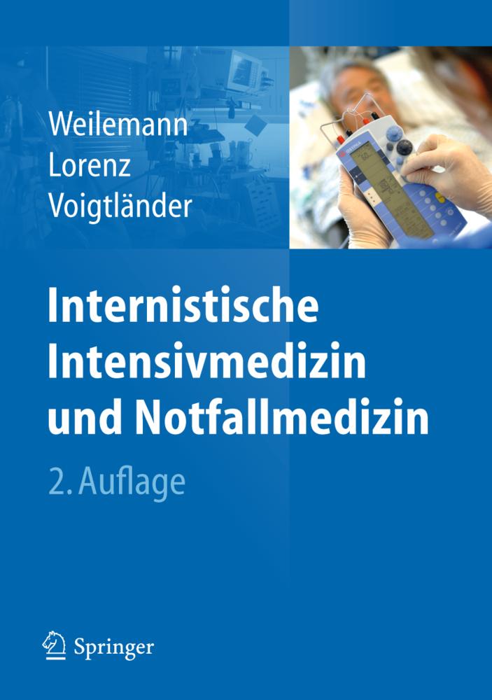 Internistische Intensivmedizin und Notfallmediz...