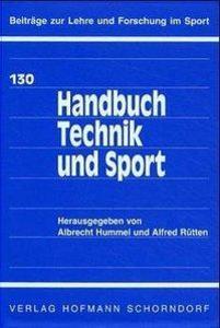 Handbuch Technik und Sport als Buch von