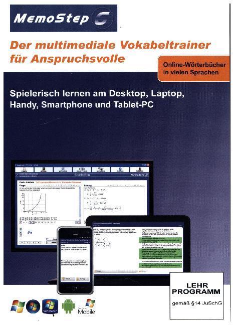 MemoStep6 - der multimediale Vokabeltrainer für...