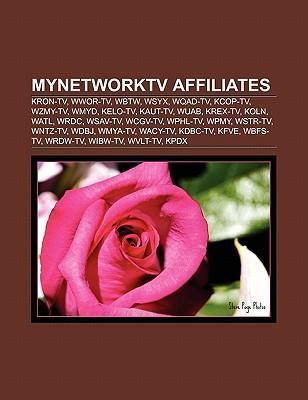 MyNetworkTV affiliates als Taschenbuch von