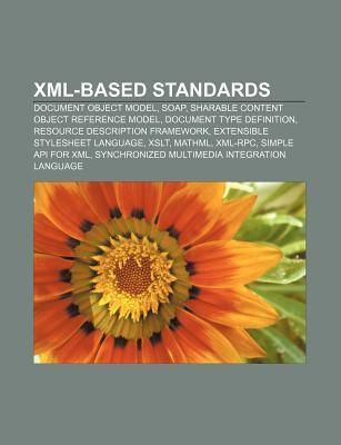 XML-based standards als Taschenbuch von