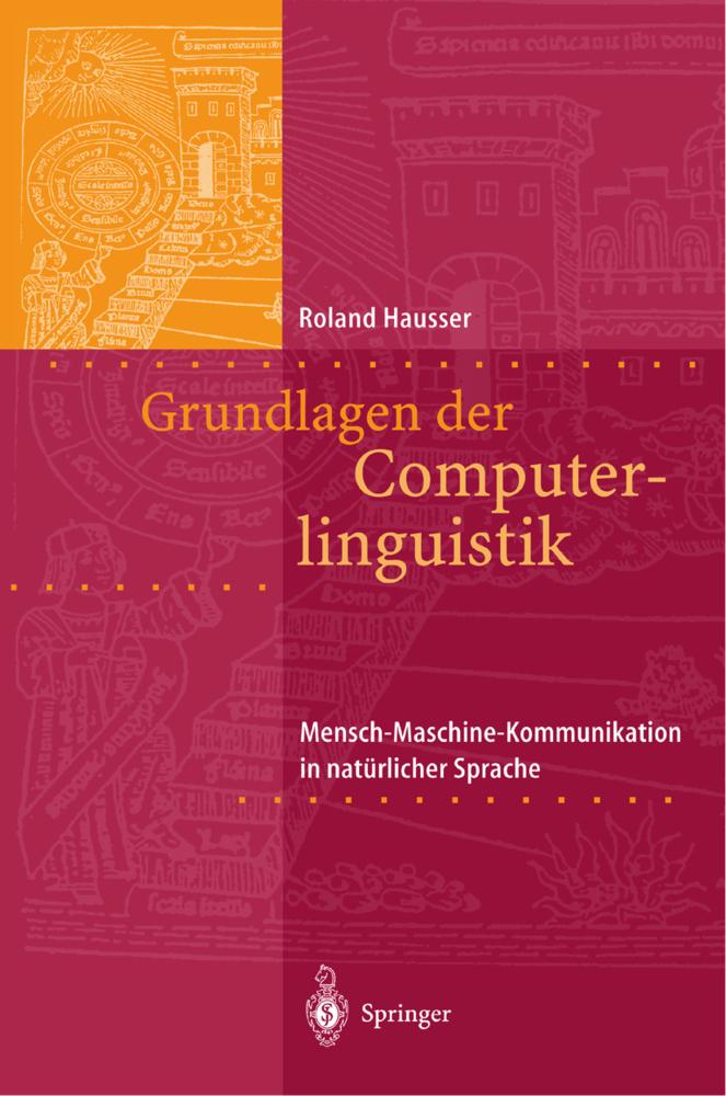 Grundlagen der Computerlinguistik als Buch von ...