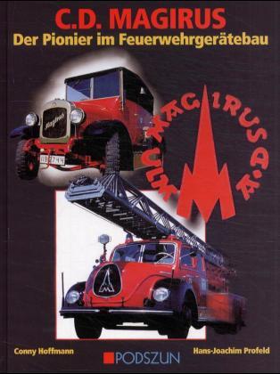C. D. Magirus als Buch von Conny Hoffmann, Hans...