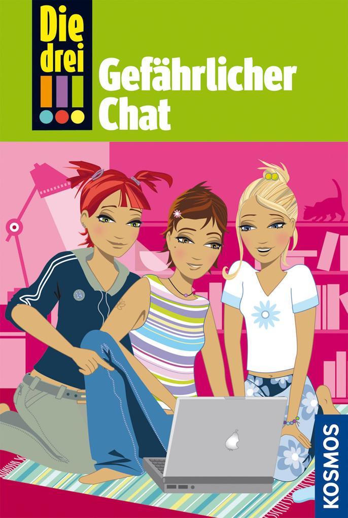 Die drei !!! Gefährlicher Chat als eBook Downlo...