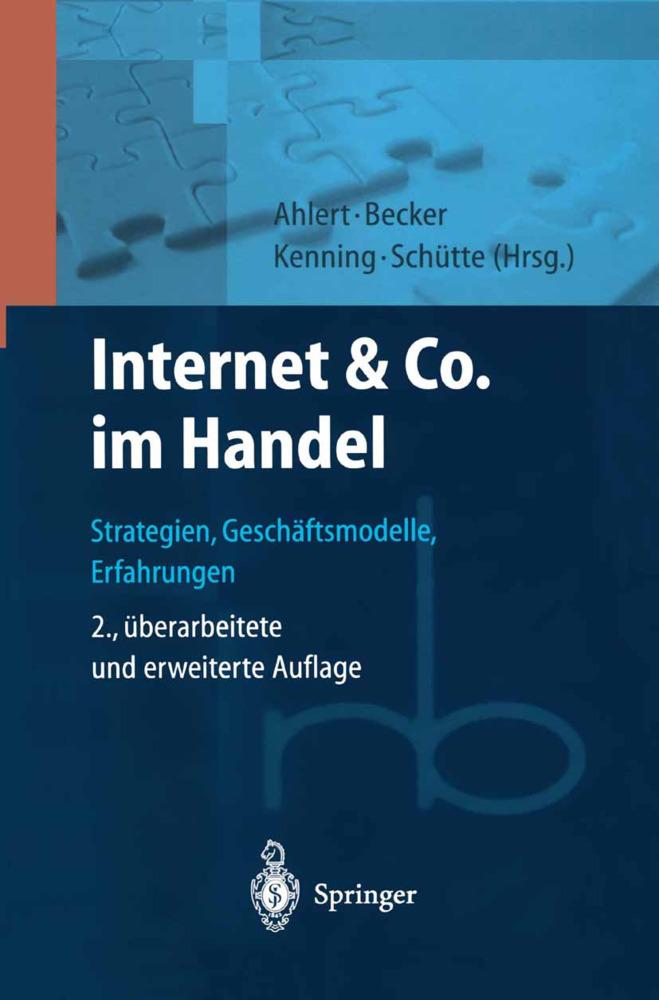 Internet & Co. im Handel als Buch von