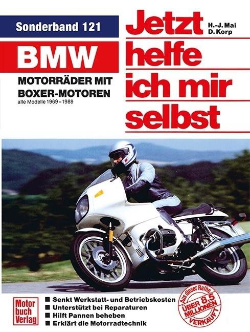 BMW Motorräder mit Boxer-Motoren als Buch von D...