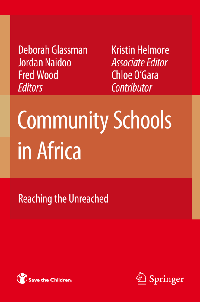 Community Schools in Africa als Buch von