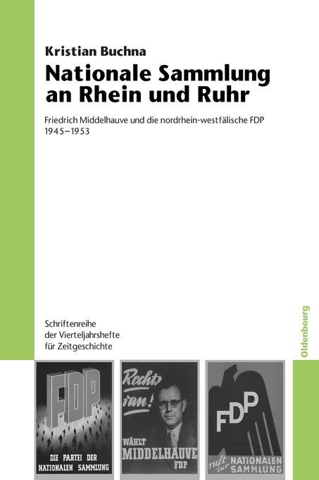 Nationale Sammlung an Rhein und Ruhr als Buch v...