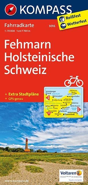 Fehmarn - Holsteinische Schweiz 1 : 70 000 als ...