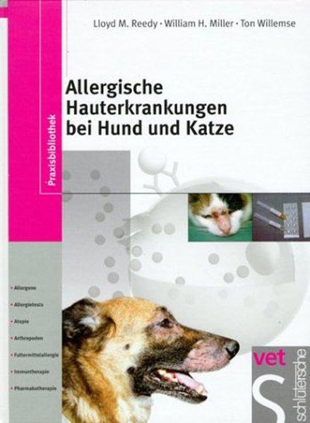 Allergische Hauterkrankungen bei Hund und Katze...