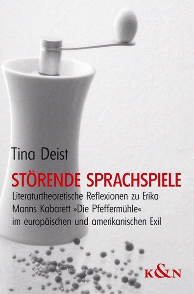 Störende Sprachspiele als Buch von Tina Deist