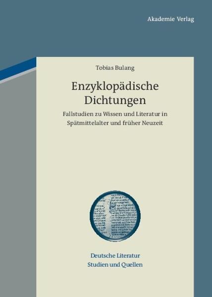 Enzyklopädische Dichtungen als Buch von Tobias ...
