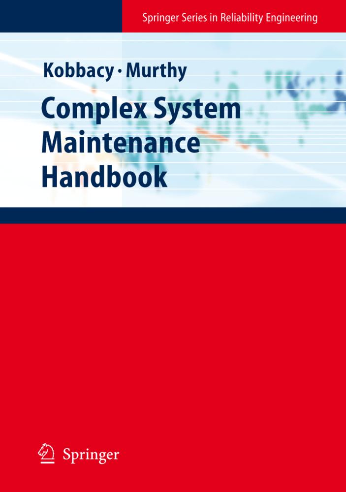 Complex System Maintenance Handbook als Buch von