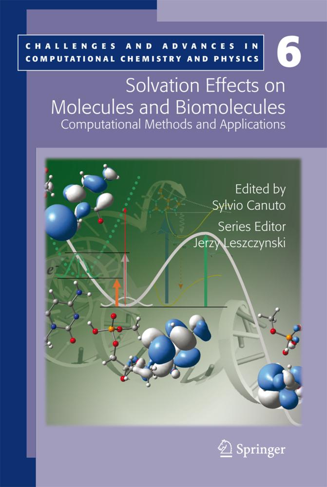 Solvation Effects on Molecules and Biomolecules als Buch von
